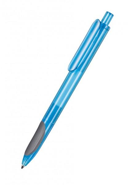 Ritter Pen Kugelschreiber Ellips Transparent 17200 Caribis-Blau 4110